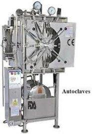 Horizontal High Pressure Steriliser