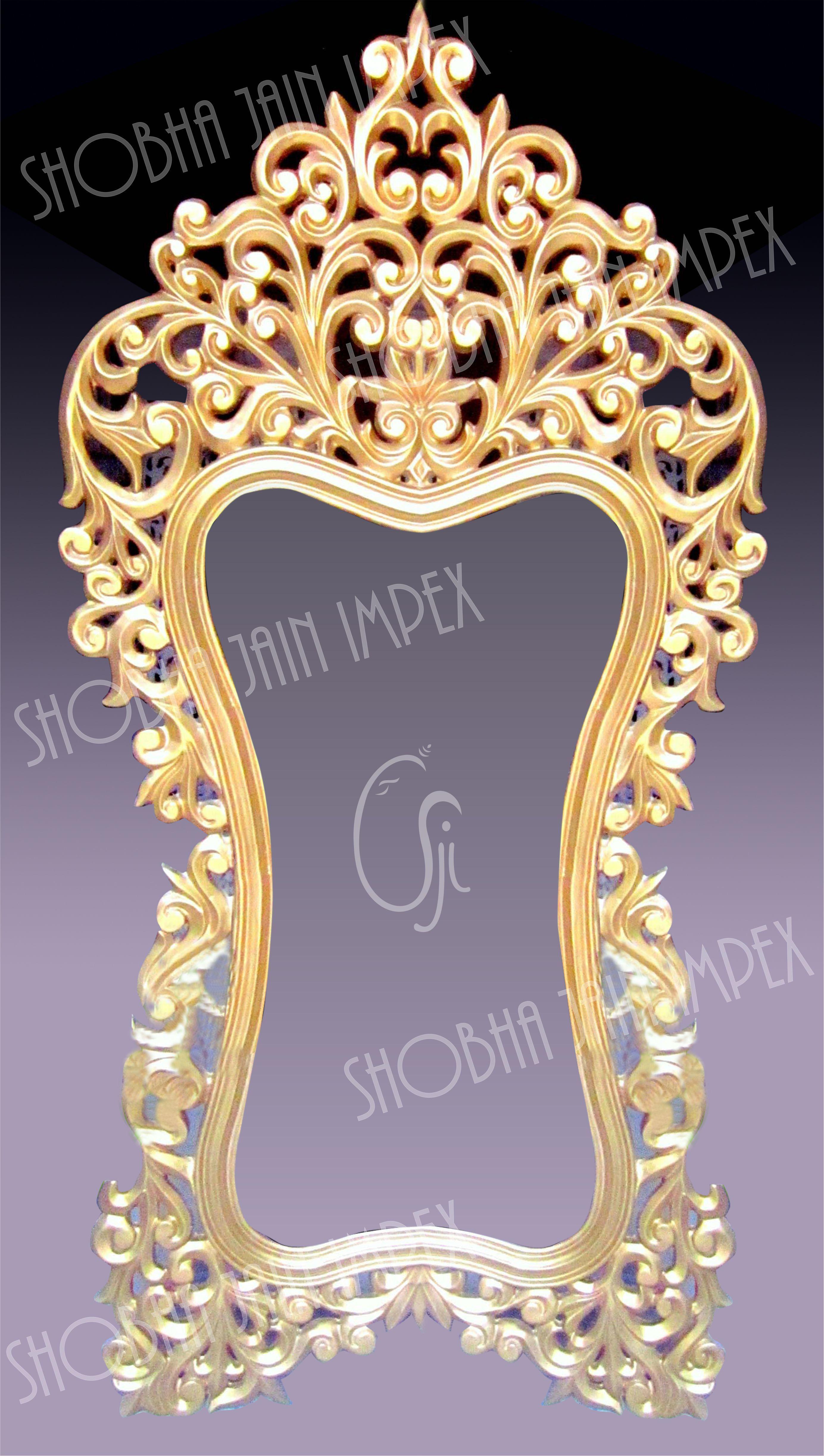 Taj Royal Wedding Fiber Frame