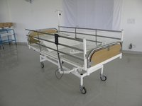 ICU Collapsible Railing Bed