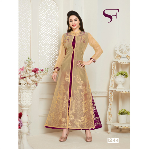 Ladies Floor Length Kurti