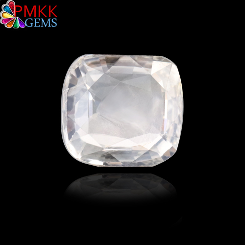 Natural White Sapphire (WS07)