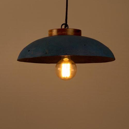 concrete Hanging light