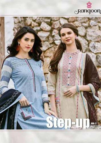 South Cotton Straight kurtis