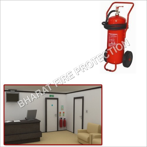 Wheeled Fire Extinguishers For Offices