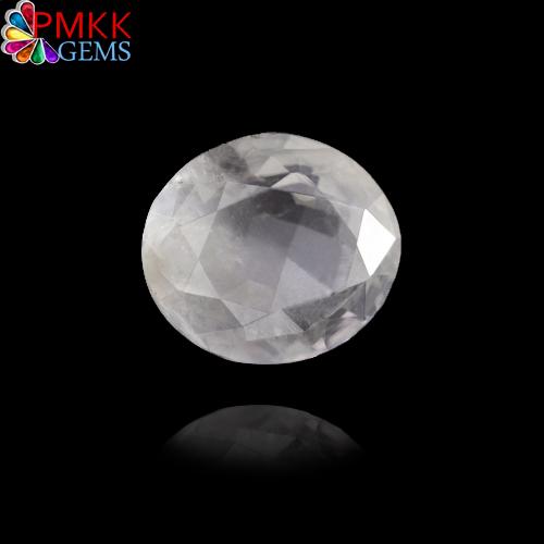 Natural Ceylon White Sapphire (WS12)