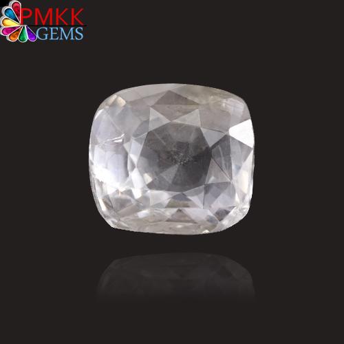 Natural White Sapphire (WS14)