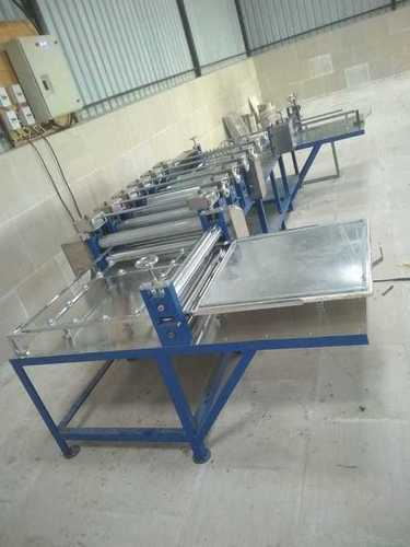 Chikki Rolling and Cutting Machine
