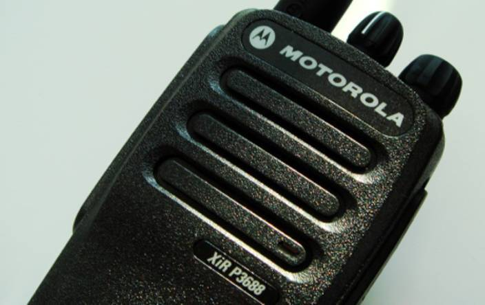 XiR P3688 Portable Radio