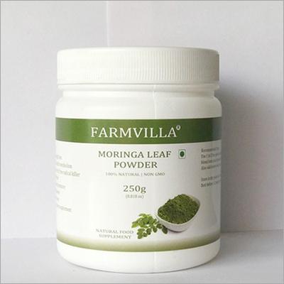250 GM Moringa Leaf Powder