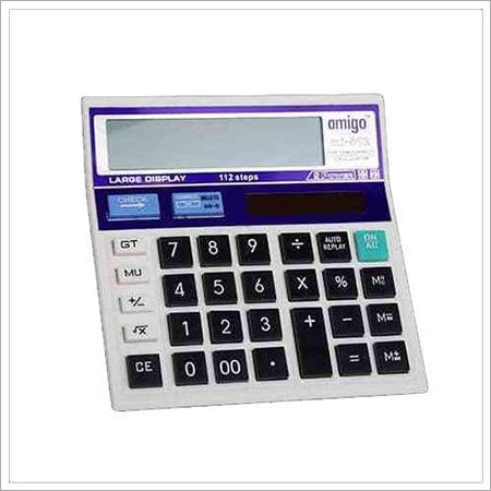 Battery Operated Calculator