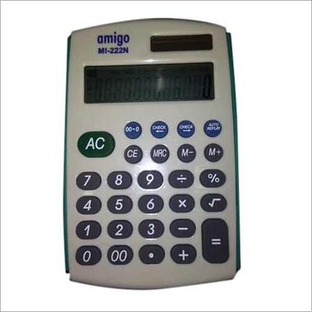MI 222N Electronic Calculator