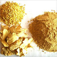 Dehydrated Ginger Flakes Powder