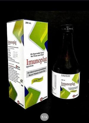 Imunoplat syp 100ml