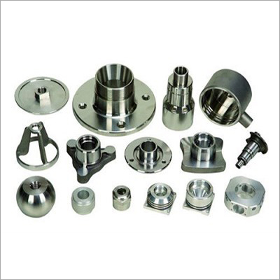 Industrial CNC Machined Component