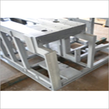 Steel Fabrication Parts