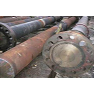 Motor And Gear Shaft