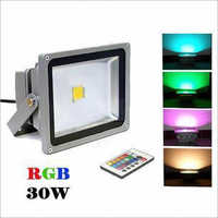 30W RGB LED Flood Light