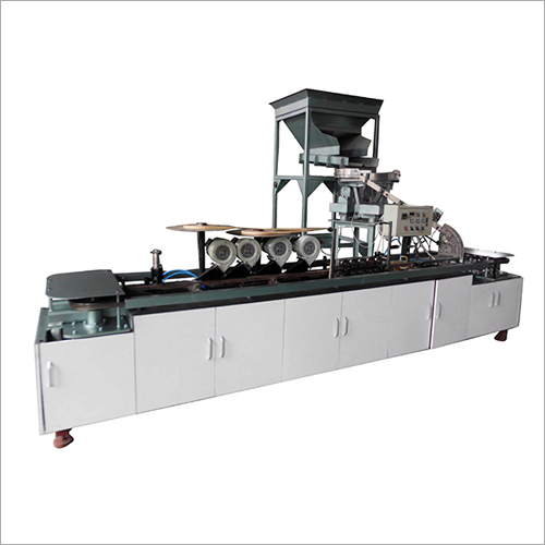 Three Phase Full Head Paper Strip Nail Machine