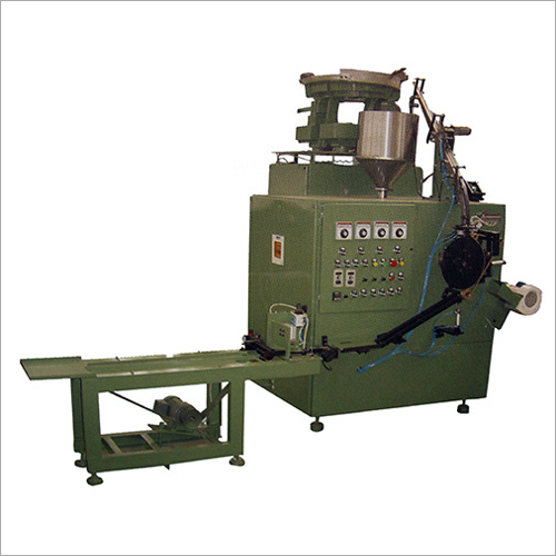 Industrial Plastic Strip Nail Machine