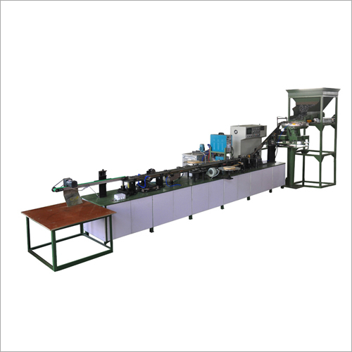 Saw Blade Paper Strip Nail Machine