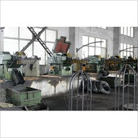 Industrial Double Wire Nail Making Machine