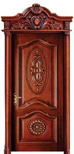 Wooden Door 3