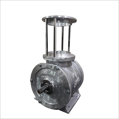 6 Inch Rotary Airlock Valve in Aluminium Casting