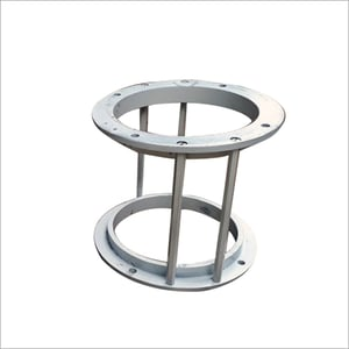 Metal Rotary Airlock Valve Stand