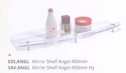 ESS ANGL - Mirror Shelf Angel 400mm & 450mm