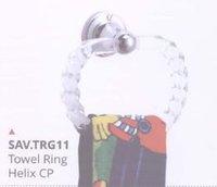 SAV TRG11 - Towel Ring Helix CP