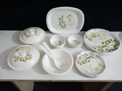 Aaico regulal 32 pcs melamine dinner set