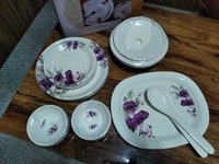 Aaico classic 32 pcs melamine dinner set