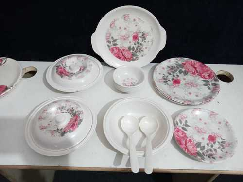 Aaico easy 32 pcs melamine dinner set