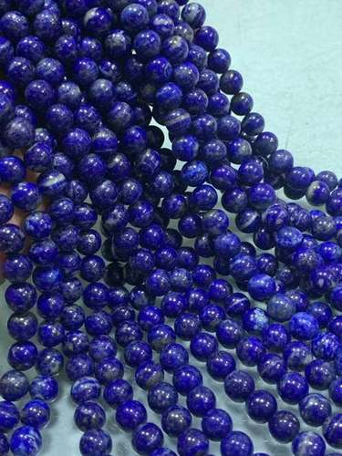 Natural Lapis 8mm Round Beads,lapis Beads
