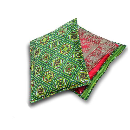 printed saree cover