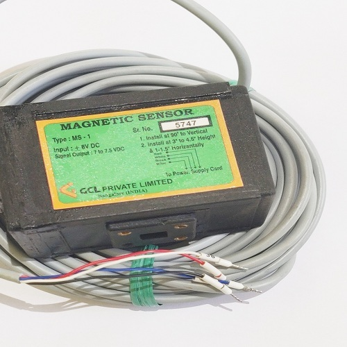 Magnetic Sensor (Make : A T)