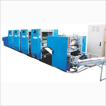Rotary Offset Printing Press