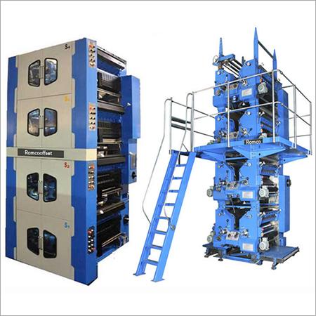 4 Hi Tower Printing Machine