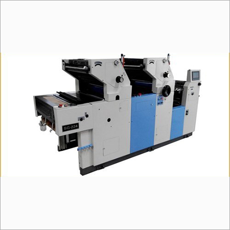Magazine Printing Machine