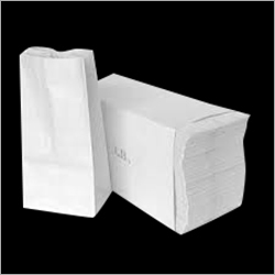 White Grocery Paper Bags