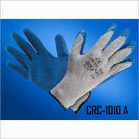Rubber Coated Hand Gloves