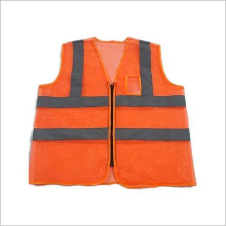 Reflective Cotton Safety Jacket