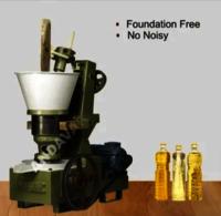Mild Steel Rotary Oil Machine
