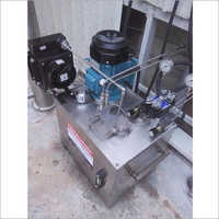 New SS Hydraulic Power Pack