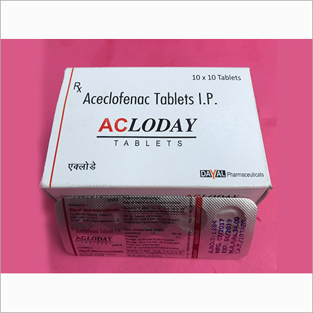 Aceclofenac Tablets IP