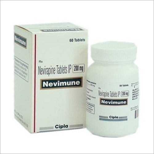 200 Mg Nevirapine Tablets IP