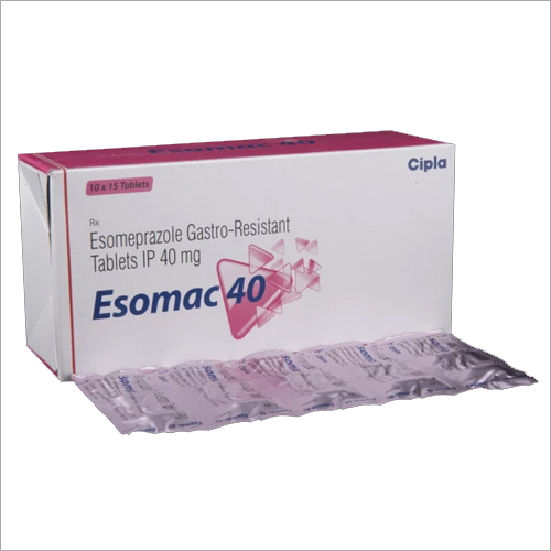 40 MgEsomeprazole Gastro-Resistant Tablets IP