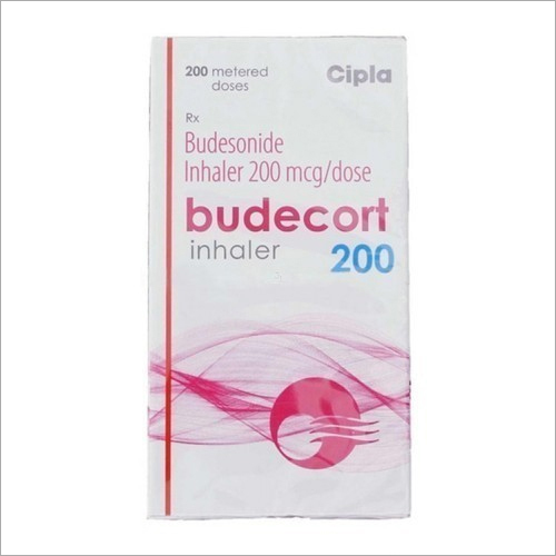 200 Mcg Budesonide Inhaler