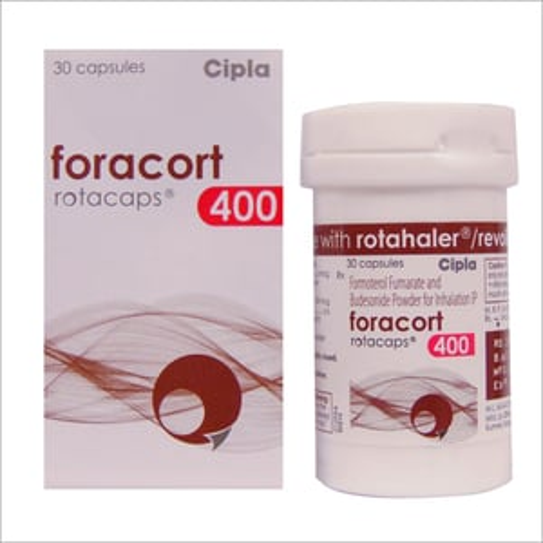 Formoterol Fumarate And Budesonide Powder For Inhalation IP