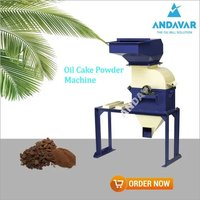 Oil Cake Powder Machine